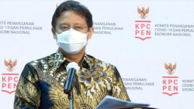 Menkes : Puncak Covid-19 di Jawa Sudah Terlampaui