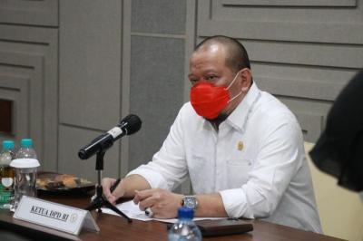 Kasus Covid-19 Didominasi Usia Produktif, Ketua DPD Imbau Warga Batasi Mobilitas