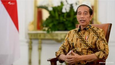 Kurangi Dampak PPKM, Presiden Jokowi Pastikan Penyaluran Bansos Dipercepat
