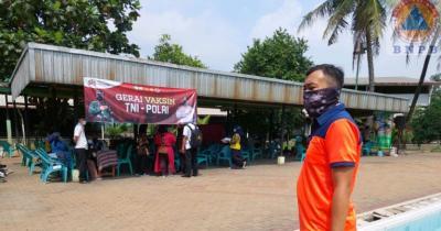 BNPB Pantau Posko PPKM Tingkat Kelurahan di Jabodetabek
