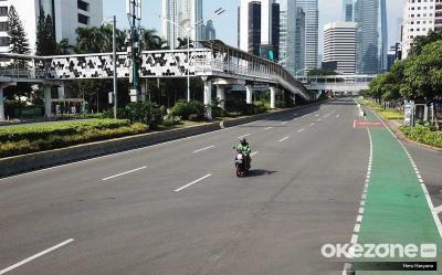 PPKM Diperpanjang, Warga Jakarta Rindu Hidup Normal