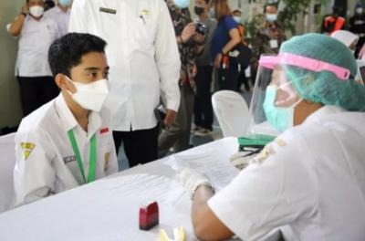 89 Persen Pelajar di 5 Kecamatan Jaktim Sudah Terima Vaksin Covid-19