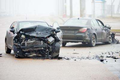 Mobil Kadispora Tangerang Dikabarkan Kecelakaan Beruntun di Tol Karang Tengah