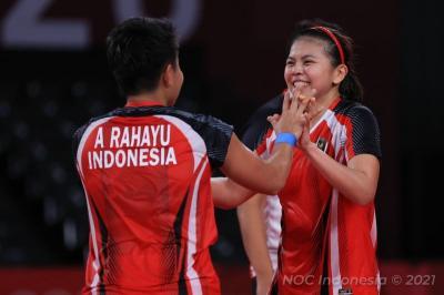 Greysia Polii Apriyani Rahayu Cetak Sejarah, Pertajam Rekor dengan Medali Emas Olimpiade Tokyo 2020?
