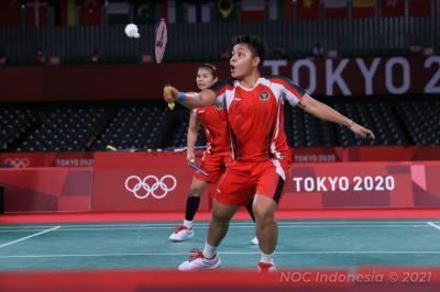 Jika Greysia Polii Apriyani Rahayu Sumbang Emas di Olimpiade Tokyo 2020, Kontingen Tahun Ini Lampaui Pencapaian Olimpiade Rio 2016?
