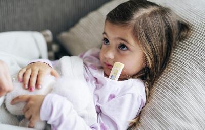 Anak Terinfeksi Covid-19, Jangan Panik! Lakukan Saran Dokter Ini