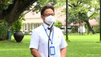Menkes Yakin Indonesia Jadi Pusat Produksi Vaksin Covid-19 mRNA