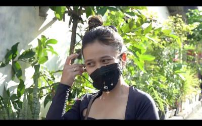 Baim Wong Kesengsem Cantiknya Dua Gadis Bali Di Rumah Teka Teki GTV