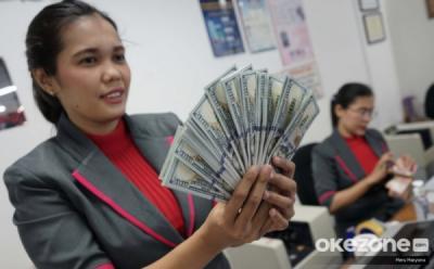 Dolar AS Melemah di Tengah Beragamnya Data Ekonomi