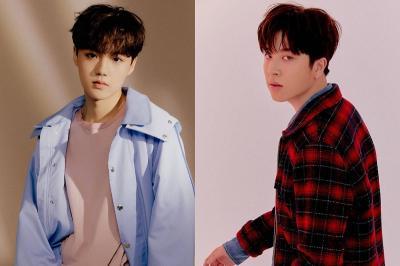 Doyoung dan So Jung Hwan TREASURE Sembuh dari COVID-19