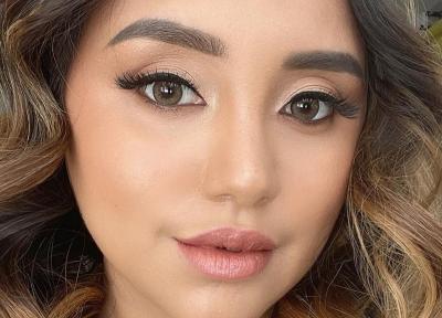 Bibir Seksi Salmafina Sunan Bikin Gemas, Netizen: Wajahnya Makin Bersinar