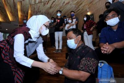 Istana: Pemerintah Sediakan Vaksin di Enam Zona Merah untuk Disabilitas