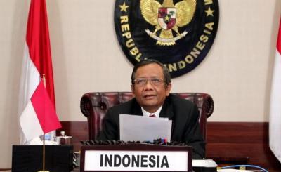 Mahfud MD Dorong Kolaborasi ASEAN untuk Pemulihan Pascapandemi Covid-19