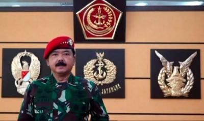 Ini Daftar Lengkap 60 Perwira Tinggi TNI yang Dimutasi
