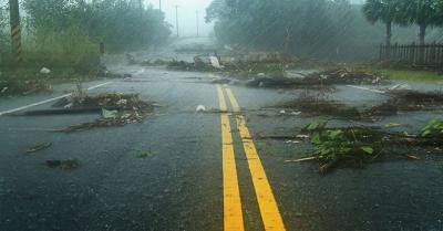 Angin Kencang di Cimahi, Ratusan Jiwa Terdampak