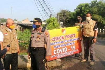 Kabupaten Bekasi Turunkan Level PPKM Menjadi 3, Pergerakan Warga Tetap Dibatasi
