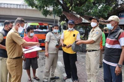 Pembuang Limbah Septic Tank di Mampang Ditangkap