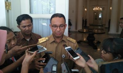 Suryadi Sudirja Wafat, Anies: Dedikasinya Bangun Jakarta Akan Terus Terpatri di Ingatan