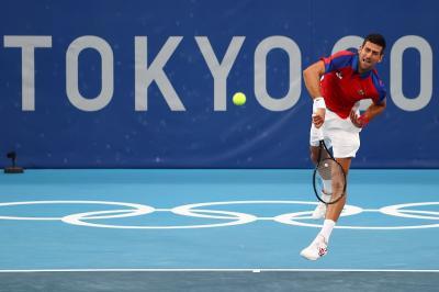 Gagal Rebut Medali di Olimpiade Tokyo 2020, Djokovic: Bukan Pencapaian Ideal!