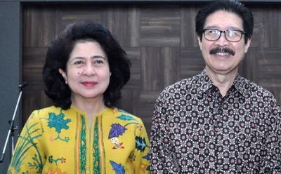 2 Mantan Menkes Nila Moelok dan Faried Anfasa Kena Covid-19, Dirawat di RS Jakarta