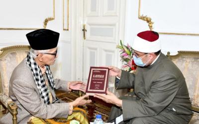 Di Hadapan Ketum MUI, Mesir Puji Muslim Indonesia yang Moderat