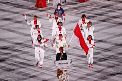 Termasuk Indonesia, Ini 5 Seragam Kontingen Paling Stylish di Olimpiade Tokyo 2020