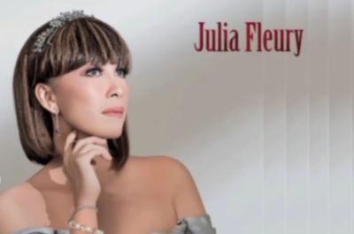 Julia Fleury Menjadi Duta Pop Indonesia Berkat Single Masihkah Cinta