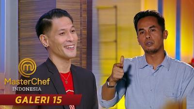Meragukan Adi MCI8, Chef Juna: Kamu Beruntung, Main Aman?