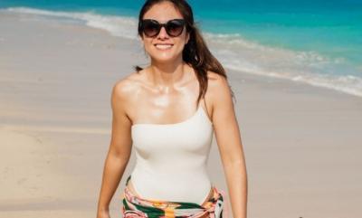 Wulan Guritno Pamer Bikini Ketat, Netizen: Mamah Muda Menggoda