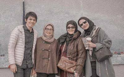 Ibu Irwansyah Meninggal Dunia, Zaskia Sungkar Menangis: Kumpul di Surga Ya Ma
