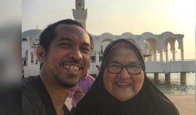 Kabar Duka Lagi, Ibu Ridho Slank Meninggal Dunia