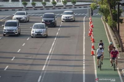 B2W Sebut Kecelakaan Sepeda Terbanyak Terjadi di Jakarta