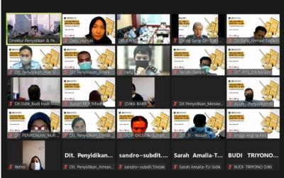 Bentuk Satgas, DJKI-Bareskrim Ingin Keluarkan Indonesia dari Daftar Negara Pelanggaran KI Berat