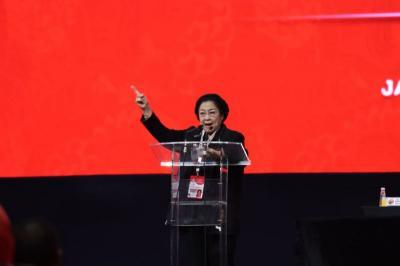 Megawati : Lama-Lama Saya Kok Jadi Konsultan tapi Enggak Dibayar, Ya?