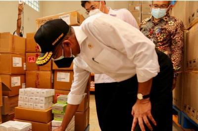 Indonesia Dapat Hibah 20.102 Obat Covid-19 Remdesivir dari Belanda