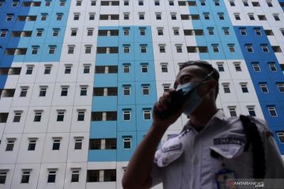 Walkot Jakut: Rusun Nagrak Tetap Jadi Lokasi Isolasi Terpusat