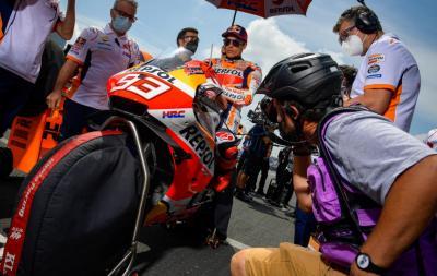 Jelang MotoGP Styria 2021, Marquez: Saya Merasa Lebih Baik