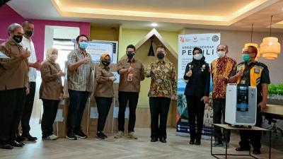 Sandiaga: Destinasi Wisata dari Aceh Sampai Papua Berlomba Lakukan Vaksinasi