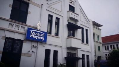Kisah Angker Museum Wayang, Boneka 'Kematian' hingga Wanita Bergaun Merah