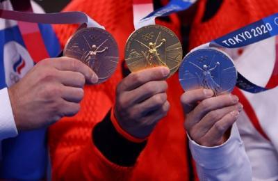 Klasemen Sementara Perolehan Medali Olimpiade Tokyo 2020: China Masih Tak Terbendung, Indonesia di Urutan Ke-39