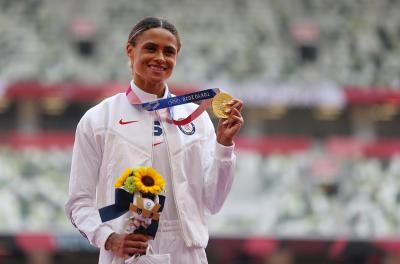 Raih Medali Emas Olimpiade Tokyo 2020, Sydney Mclaughlin Pecahkan Rekor Dunia