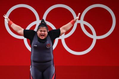 Berkah Olimpiade Tokyo 2020, Nurul Akmal Dihadiahi Rumah dari Pemerintah Aceh
