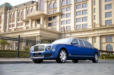 Tak Laku di UEA, Bentley Tawarkan Limo Mulliner Hand Made ke Pasar Global
