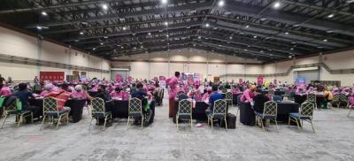 WHO Apresiasi Fans BTS Indonesia Bagikan 10.000 Dosis Vaksin Covid-19
