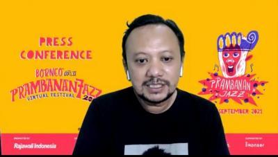 Batal Digelar Hybrid, Prambanan Jazz Festival 2021 Kembali Hadir Virtual