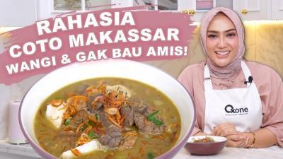 Resep Rahasia Membuat Coto Makassar Gurih dan Tidak Bau Amis ala Mama Lita!