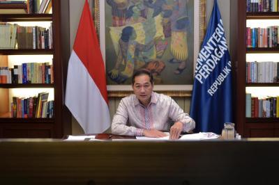 Mendag: Indonesia Berhasil Perkecil Defisit Perdagangan dengan China