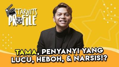 Kenalan dengan Mark Natama, Penyanyi Supel yang Doyan Bercanda