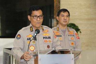 Alasan Polri Periksa Internal Kapolda Sumsel Terkait Sumbangan Rp2 T Akidi Tio