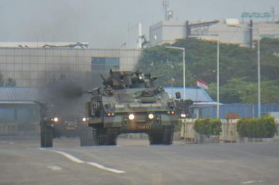 Kekuatan Militer Indonesia Peringkat 16 Dunia, di Atas Australia dan Israel